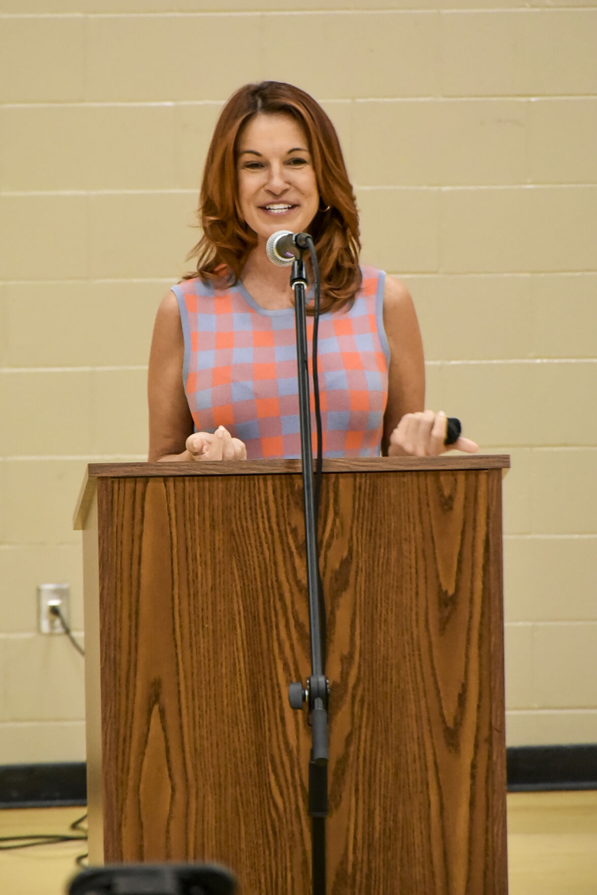 Wahpeton's top teacher a finalist for ND Teacher of the Year