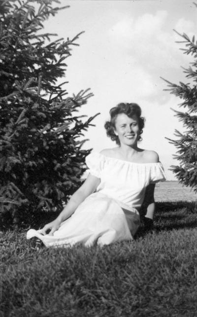 Pauline Louise Kachelhoffer Worner, 100