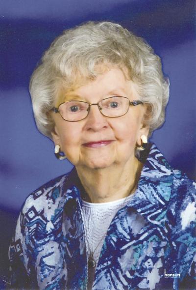 N. Winnifred 'Wynne' Hendrickson, 95