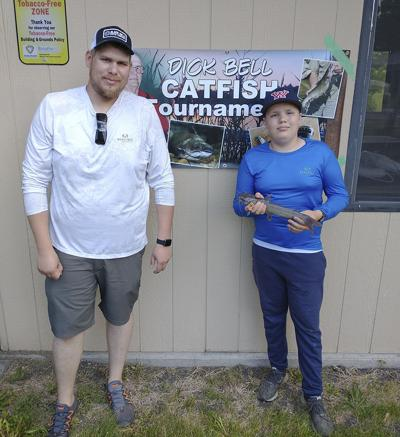 Anglers come out for Dick Bell Catfish Tournament