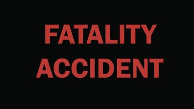 Driver dead in two-vehicle accident