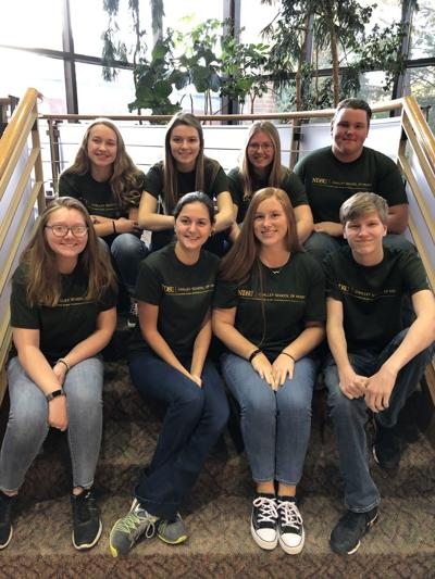Wahpeton students take part in High School Choral Festival
