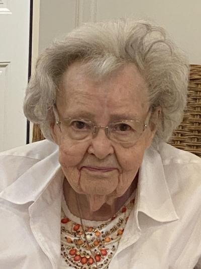 Genevieve Pershke, 97