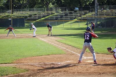 Wahpeton 15u wins Battle of the World Series teams