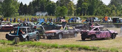 3 THINGS YOU SHOULD KNOW ABOUT Hankinson's demolition derby