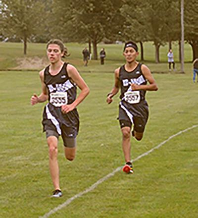 BW Cross Country meets with W.C.A.