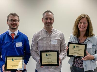 Breckenridge teacher earns MBITE Emerging Teacher of the Year award