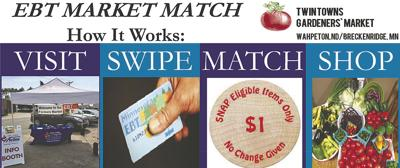 Twin Town Gardeners' Market offers new Market Match program