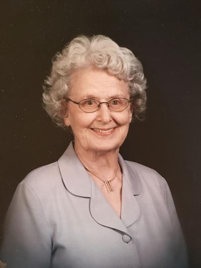 Darline H. Leland, 97