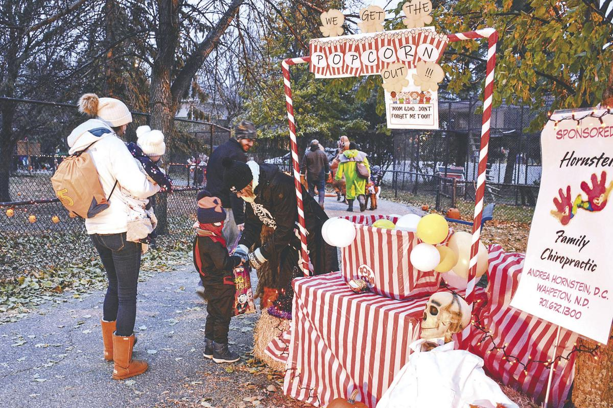 Chahinkapa Zoo holds its 25th ZooBoo