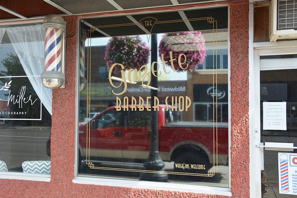 Gazette Barber Shop goes back to its roots