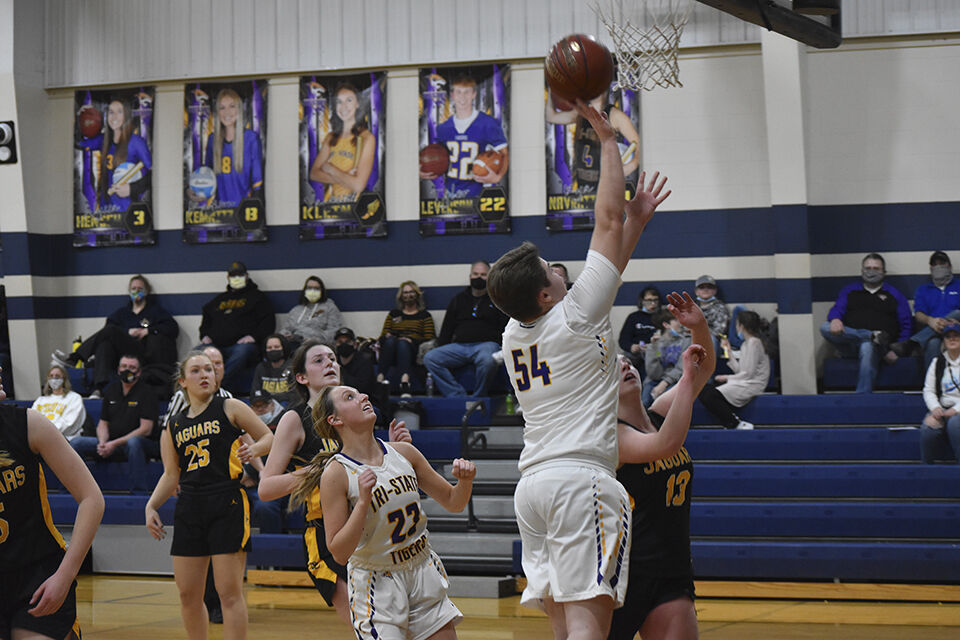 Tigers girls basketball defeated by Northern Cass Jaguars, 71-37