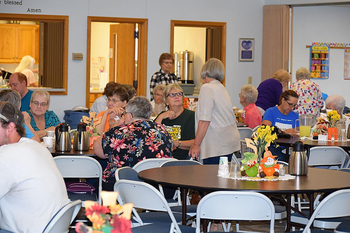 Holy Cross Lutheran Church holds annual luncheon