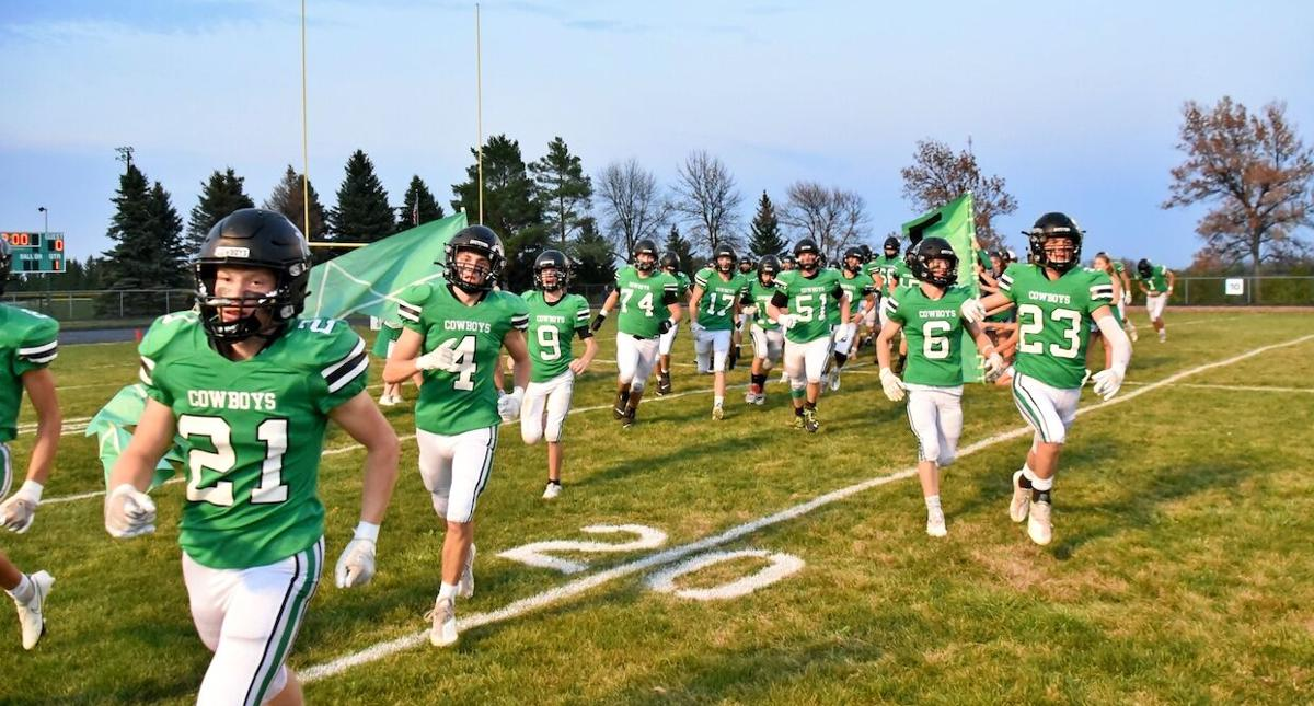 Big second half not enough in Breck homecoming loss