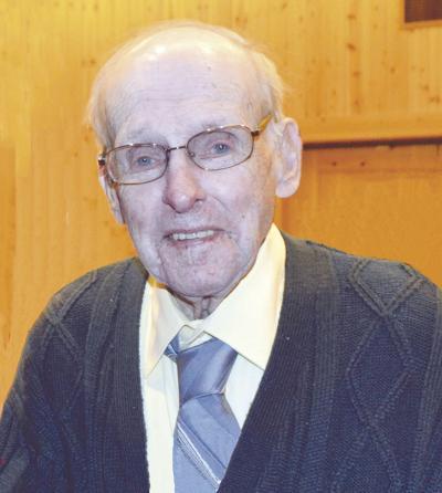Armour Thompson, 95