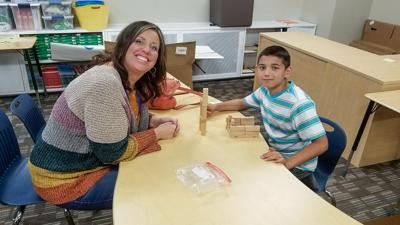 Lunch Buddies returns to Twin Towns Area