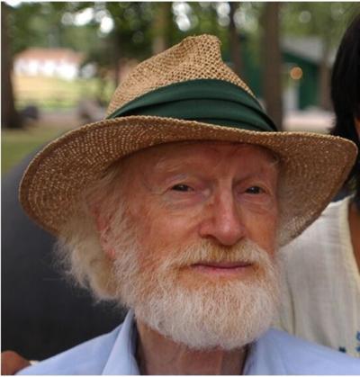 Ralph Erdrich, 95