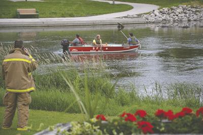 No injuries, property found at Red River banks