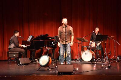 'Ireland's Greatest Showman' opens Twin Town Artist Series
