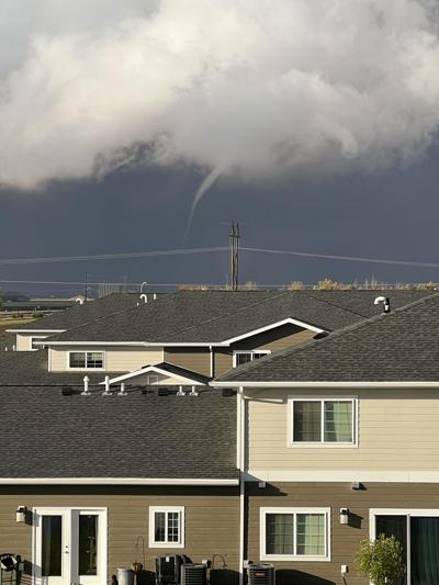 Multiple funnel cloud sightings in Richland, Wilkin counties Wednesday