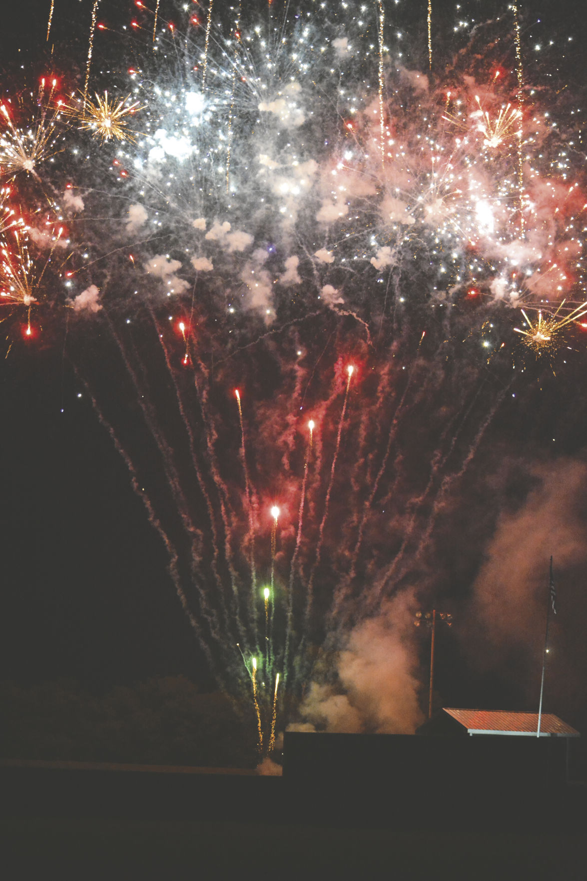 Fun-filled Fourth of July on the field