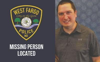 Missing West Fargo man found deceased in Richland County
