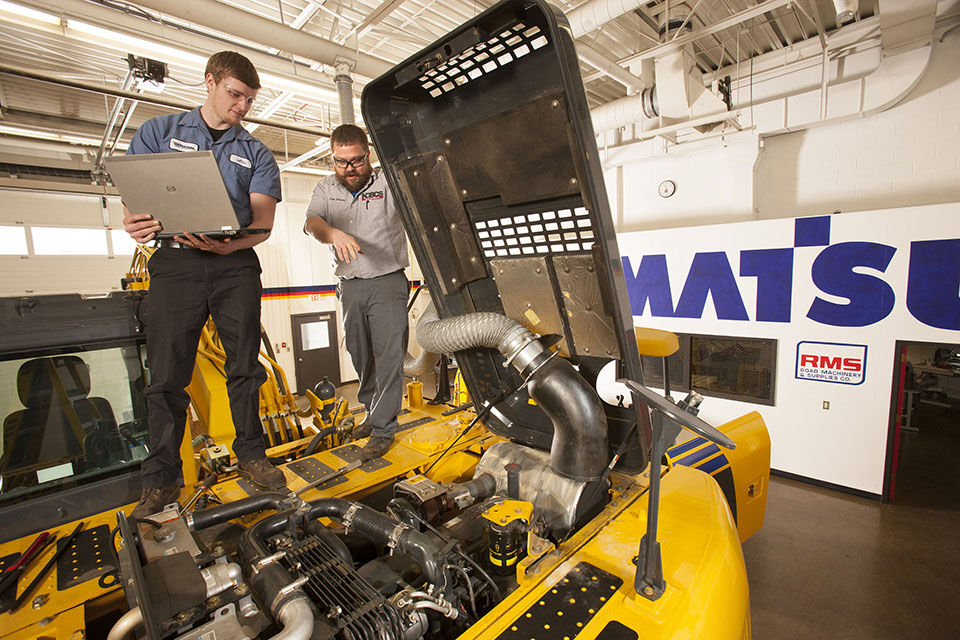 Diesel Technology program drives opportunity for NDSCS