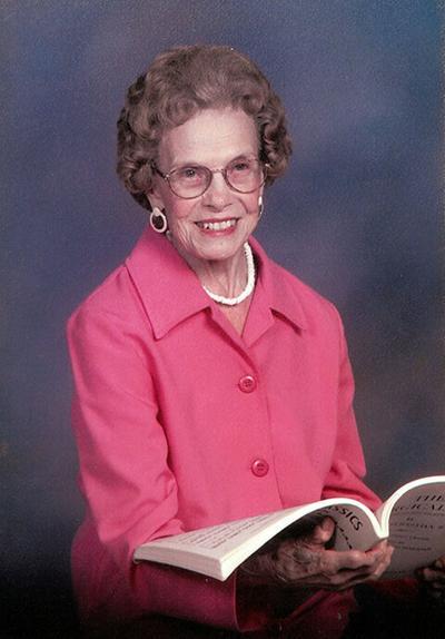 Helen M. Norman, 105