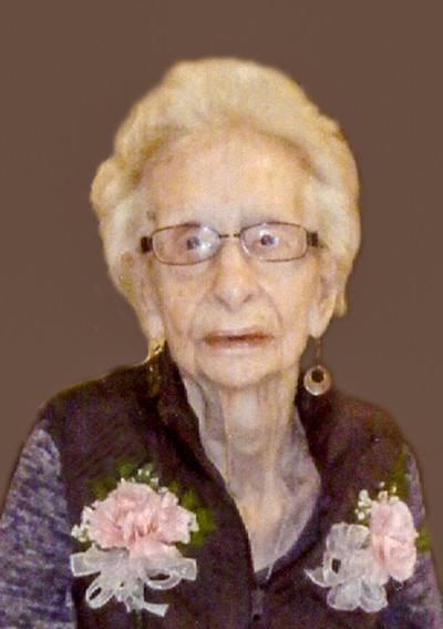 Verna Brandt Dunbar, 100