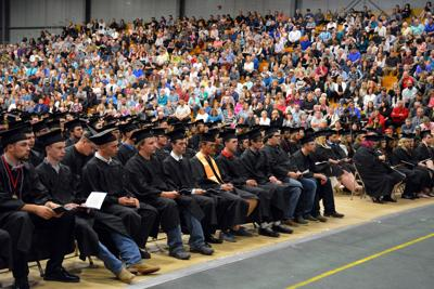 Almost 700 students graduate from NDSCS Friday, May 11
