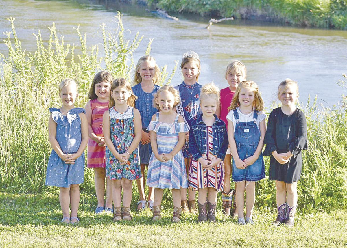 Wilkin County Fair Princess Pageants