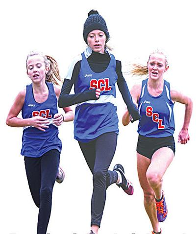 Running is in their blood