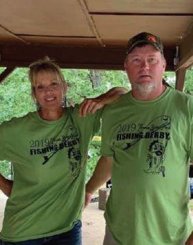 Truman Bakers Kid's Fishing Derby
