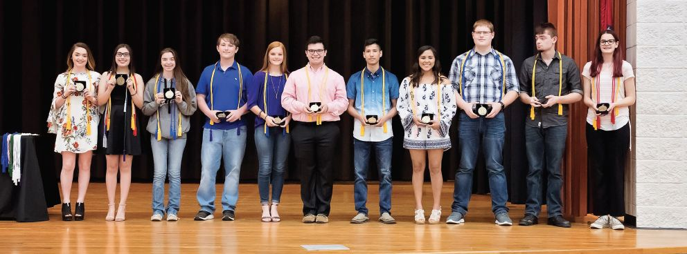WHS Education Awards