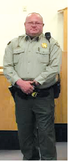 Robb named Mansfield Police Chief