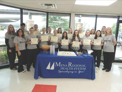 Area students complete M*A*S*H Camp at MRHS