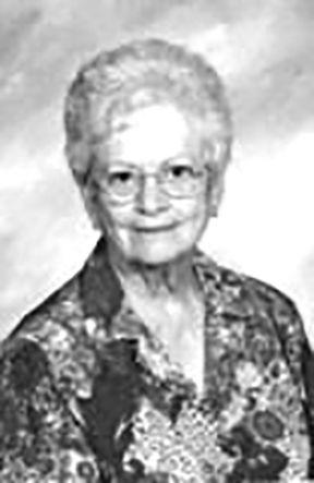 Gladys Marie Simpson