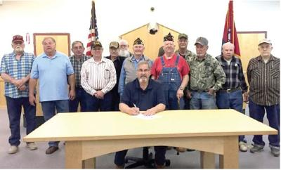 Scott County declared as Purple Heart County by Forbes