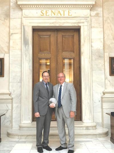 Senator Rice Presented 2019 Statesman Award
