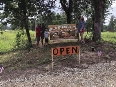 Fourche Mountain Adventures Campground