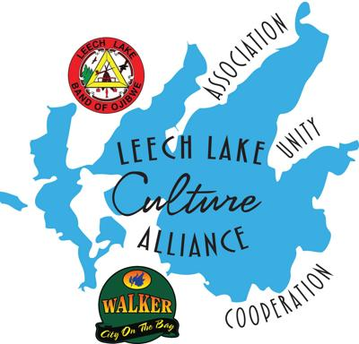 The logo for the Leech Lake Culture Alliance