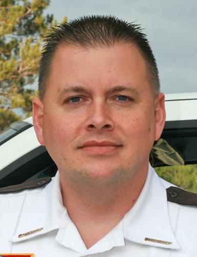 Hubbard County Sheriff Cory Aukes