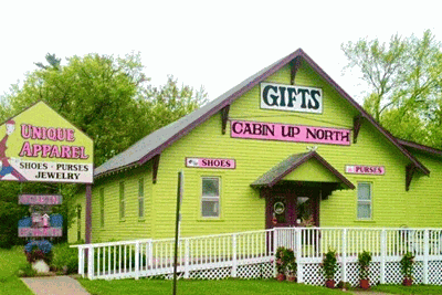 The Cabin Up North store will have a final sale Sept. 25-26.