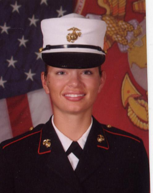 Ihrke graduates from Marine training | News | walkermn.com