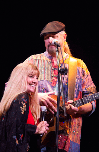 Pat and Donna Surface bring 'Feelin' Alright', a Woodstock tribute show, to the Pequot Lakes HS Auditorium.