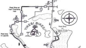 Last call for Yikes! Bikes! July 24 fundraising tour for