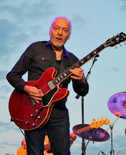 After more than 50 years in the music industry, Peter Frampton remains one of the most celebrated artists and guitarists in rock history.