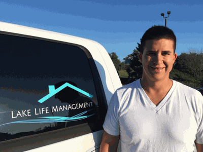 The Leech Lake Area Chamber of Commerce welcomes Lake Life Management and owner Tristan Ehlenfeldt.