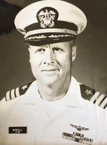 Irving 'Irv' Morrill