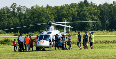 Annual Fly-In Drive-In Breakfast Set for Aug. 4.